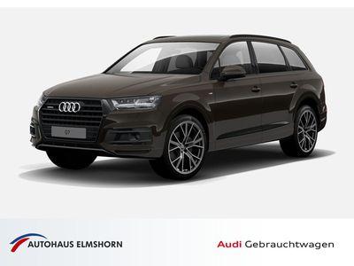 gebraucht Audi Q7 45 TDI quattro NAVI LED NACHTSICHT ACC EU6