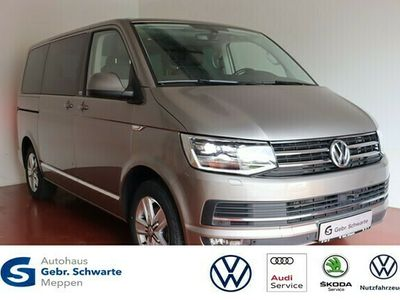 gebraucht VW Multivan T62.0 TDI DSG Generation Six ACC+LED