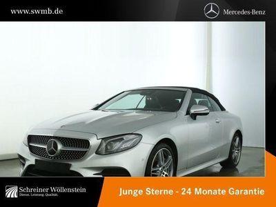 gebraucht Mercedes E300 Cabrio AMG*Distronic*Leder*COM*360°*DBC*