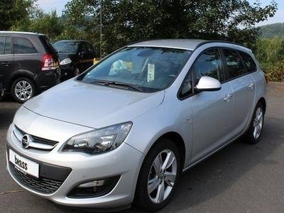gebraucht Opel Astra 1.4 Turbo Sports Tourer ecoFLEX Start/Stop Style