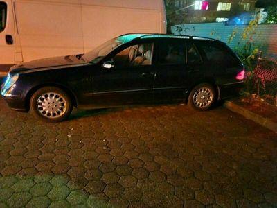 gebraucht Mercedes 320 Mercedes Benz w211Diesel