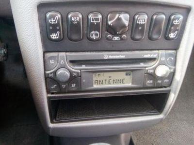 gebraucht Mercedes 170 MERCEDES BENZ A-KLASSE TYP 168 CDImit...