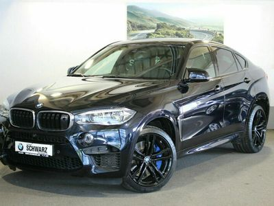 gebraucht BMW X6 M M`Drivers Package Night Vision Sitzbelüft.