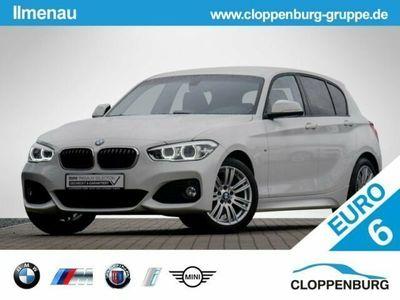käytetty BMW 120 i M-Sportp./LED/Navi/Freisprech./PDC