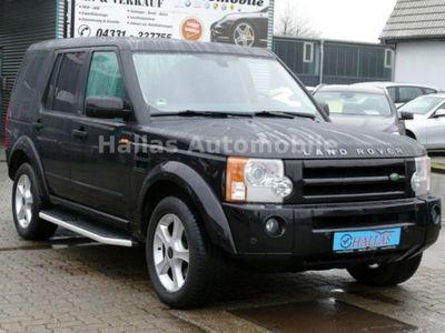 gebraucht Land Rover Discovery 3 V6 TD HSE Black Edition *Navi *Leder