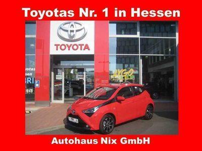 gebraucht Toyota Aygo x-play connect KLIMA KAMERA LED-TFL