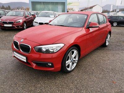gebraucht BMW 118 i Advantage Aut. PDC Sitzhzg. Vorn NSW