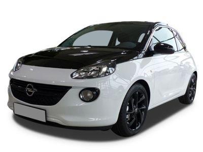 gebraucht Opel Adam BLACK JACK KLIMAAUTO NAVI* PARKPILOT SITZHZ USB ALU AUX