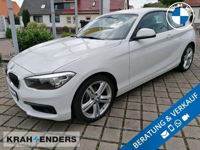 gebraucht BMW 118 d xDrive 18'' LM Radsatz+PDC+Freisprech