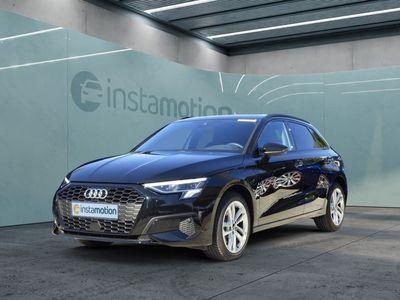 gebraucht Audi A3 Sportback A3 40 TFSI e S line NAVI+ LED AHK ACC