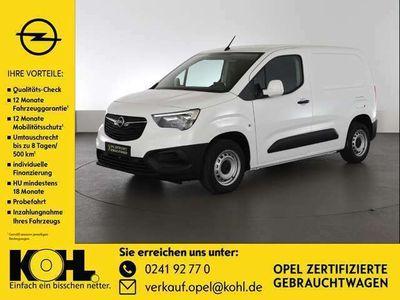 gebraucht Opel Combo 1.5 Cargo E Edition D EU6d-T