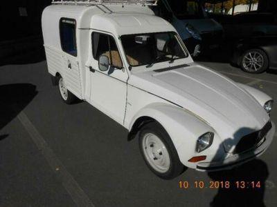 gebraucht Citroën Acadiane  Bj. 1984, 112.700 km, nächste HU 6/20