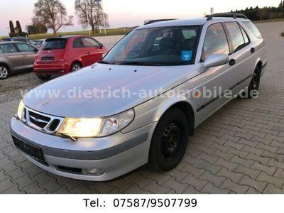gebraucht Saab 9-5 Klima 8 fach bereift