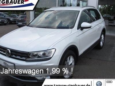 used VW Tiguan 2.0 Highline TDI EUR6 5Jahre Garantie