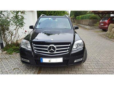 gebraucht Mercedes GLK250 CDI DPF 4Matic BlueEFFICIENCY 7G-TRONIC