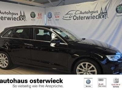gebraucht Audi A3 Sportback 1.6TDI Design