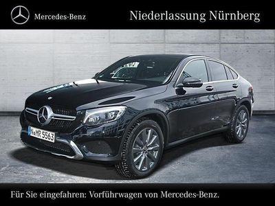 gebraucht Mercedes 350 GLCD 4M COUPE CS KEYLESS-GO Leder LED