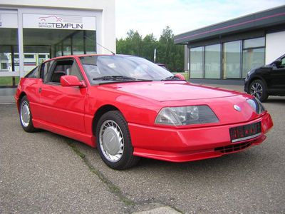 gebraucht Renault Alpine V6 V6 GT 158 PS Original Schweizer Fzg. Preis VHB