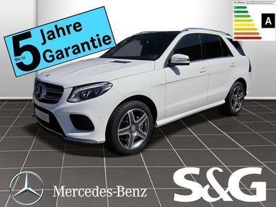 gebraucht Mercedes GLE250 d 4MATIC AMG Line AMG-Sportpaket BlueTec Navi Xeno