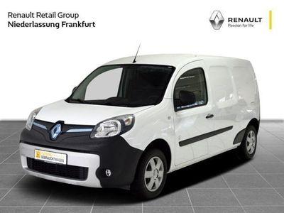 gebraucht Renault Kangoo Z.E. MAXI Klang- u. Klimapaket, Kasten