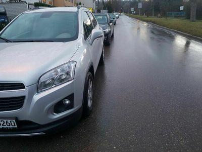 gebraucht Chevrolet Trax 1.4T AWD LT+AWD 4x4 Vollausstattung / Schie