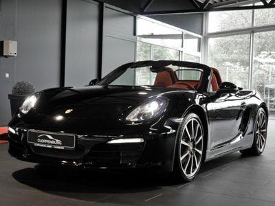 gebraucht Porsche Boxster S PDK Sport Chrono Navi Klappe Xenon Led