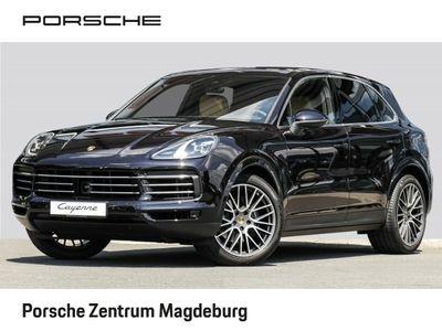gebraucht Porsche Cayenne Abstand Luft BOSE Panorama