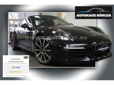 """gebraucht Porsche 911 Sport Design Paket 20"""" Schiebedach BOSE!!!"""