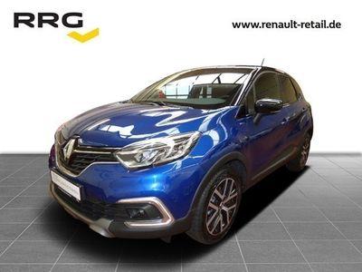 used Renault Captur TCe 155 EDC Version S Automatik + wenig k