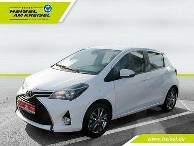 gebraucht Toyota Yaris 1.0 Dual-VVTi Edition S