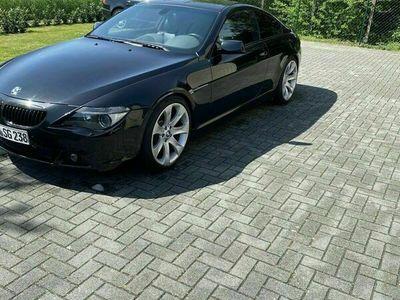 gebraucht BMW 645 ci MPaket SCHALTER selten auch Taus...