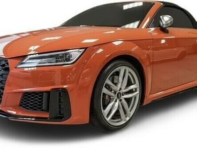 gebraucht Audi TT Roadster TTS Roadster 2.0 TFSI Q Navi Xenon Kamera eSitze
