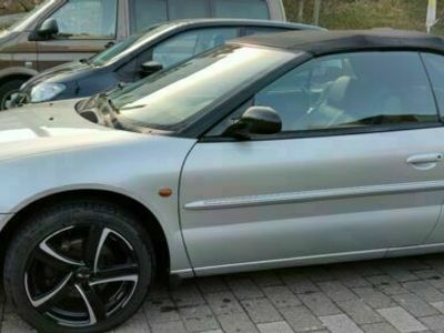 gebraucht Chrysler Sebring Cabriolet 2.7 Autom. Touring Limited Editio