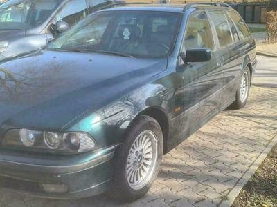 gebraucht BMW 528 e39 i LPG