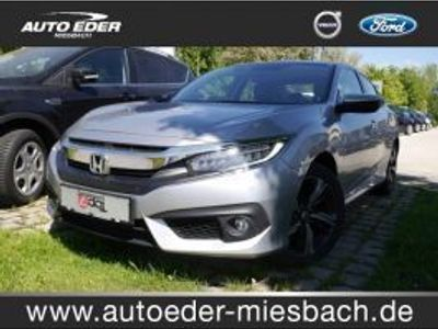 gebraucht Honda Civic 1.6 i-DTEC Executive EURO 6d-TEMP