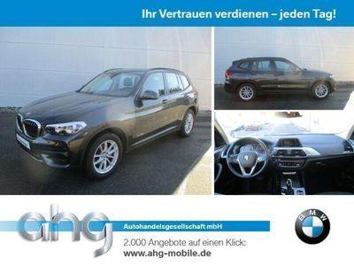 gebraucht BMW X3 xDrive20d ADVANTAGE AT Aut. Navi Business AHK