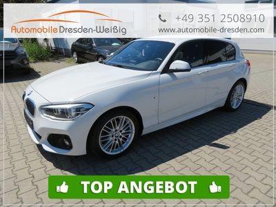 gebraucht BMW 118 i M Sport*voll LED*Navi*Leder*Sitzh.*