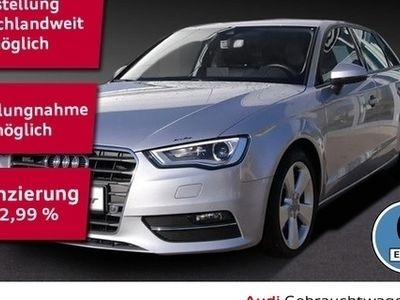 gebraucht Audi A3 Sportback Ambition 2.0 TDI qu. Xenon Navi AHK ACC Bluetooth