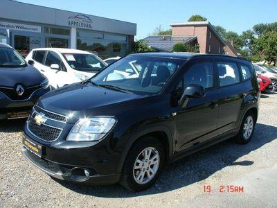 gebraucht Chevrolet Orlando LT 7 Sitze