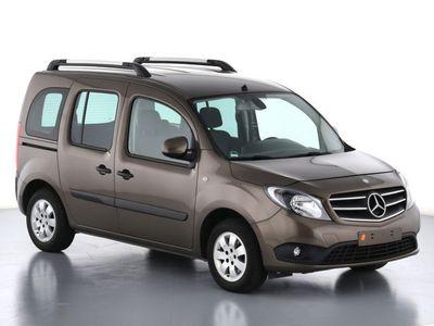 gebraucht Mercedes Citan 111 CDI Tourer Edition Navi+Kamera