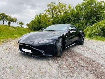gebraucht Aston Martin Vantage Grundausstattung