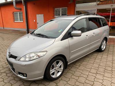 gebraucht Mazda MPV 2.0 CD Top AHK