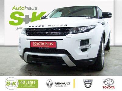 gebraucht Land Rover Range Rover evoque PRESTIGE 2.2D SD4 Automatik