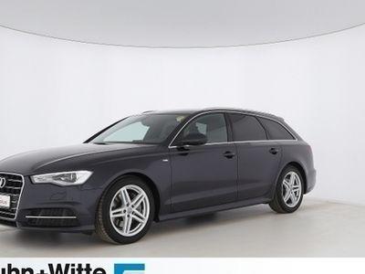 gebraucht Audi A6 Avant 3.0 TDI quattro Navi*Kamera*S line*Leder*Sitzheizung*APS