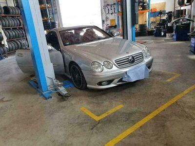 gebraucht Mercedes CL55 AMG MercedesAMG