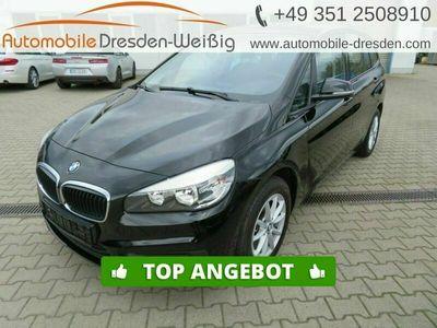 gebraucht BMW 216 Gran Tourer d*PDC*Panoramo*Sitzheizung*
