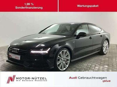 gebraucht Audi A7 3.0 TDI COMPETITION MATRIX+NAVI+BOSE+S-SITZE