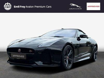 gebraucht Jaguar F-Type Cabriolet AWD Aut. SVR Meridian 770W+DAB+