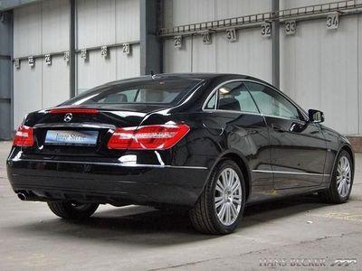 gebraucht Mercedes E200 COUPE Navi ILS