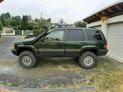 gebraucht Jeep Grand Cherokee 5.2 Limited